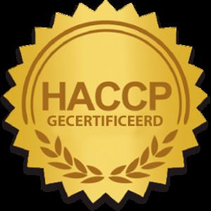 haccp gecertificeerd vis leverancier